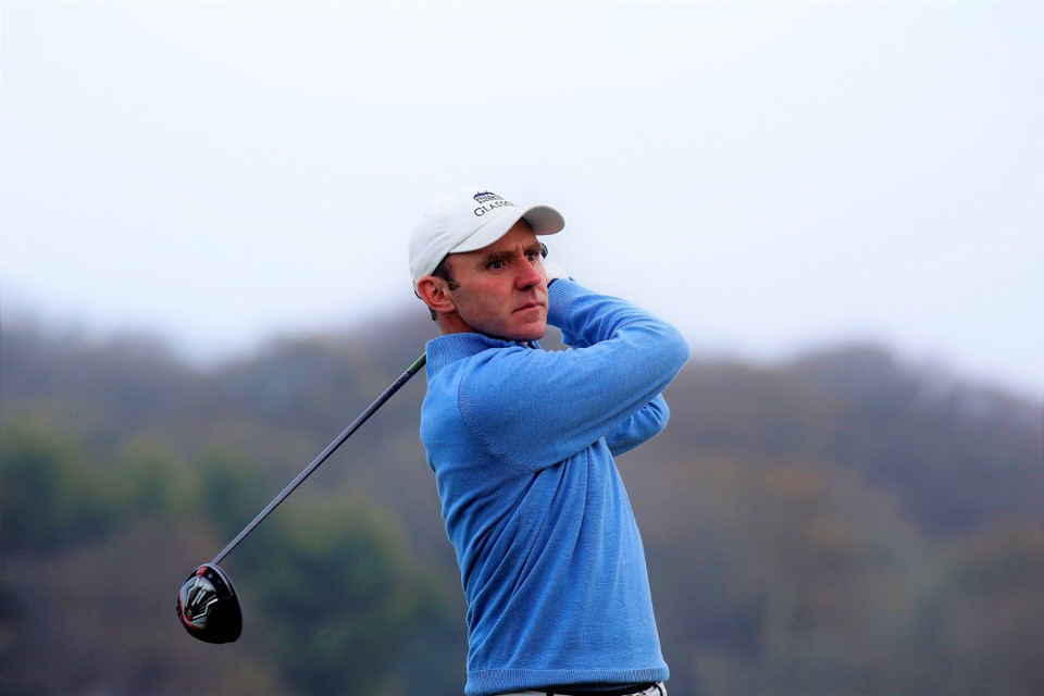 Glasson Hotel & Golf Club's Colm Moriarty