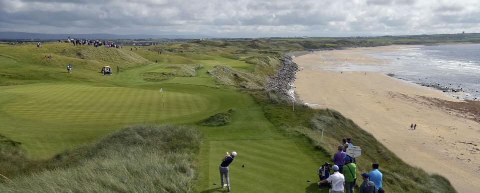 AIG 2019 Irish Amateur Close Championship at Ballybunion Golf Cl