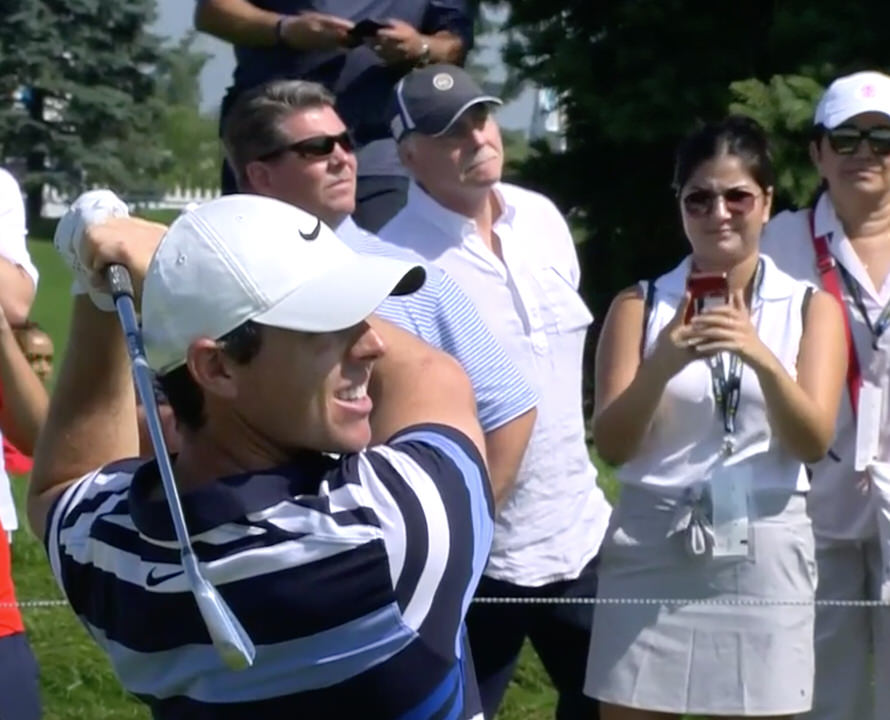 Rory McIlroy. Picture: PGA Tour