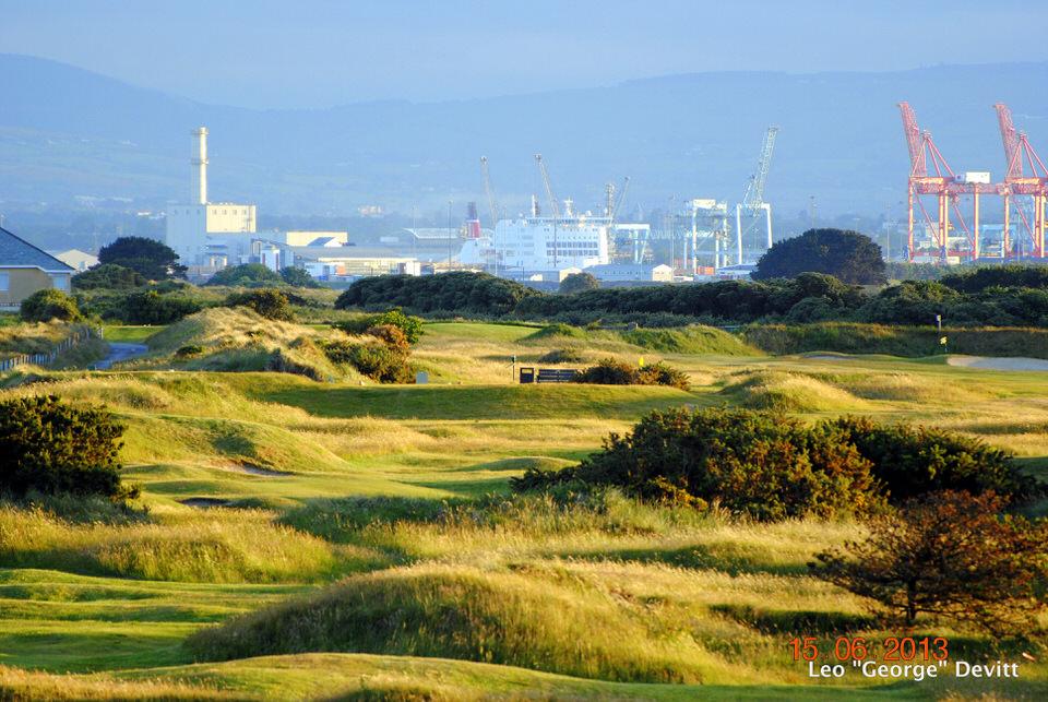 St Anne's Golf Club. Picture: Leo Devitt