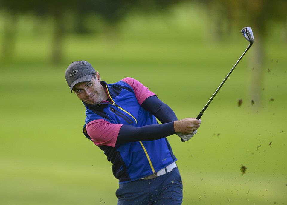 Winner Brian O'Connor (Hermitage) in action at Headfort. Photo: Ronan Quinlan