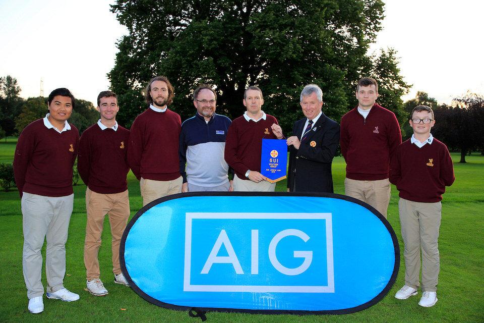 AIG Junipr Cup Ulster Fianl