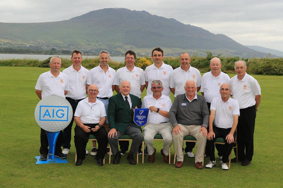 AIG Pierce Purcell Shield Leinster Final