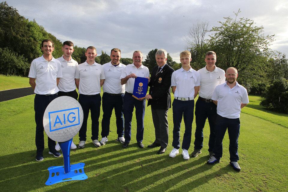 AIG Jimmy Bruen Shield Ulster Final
