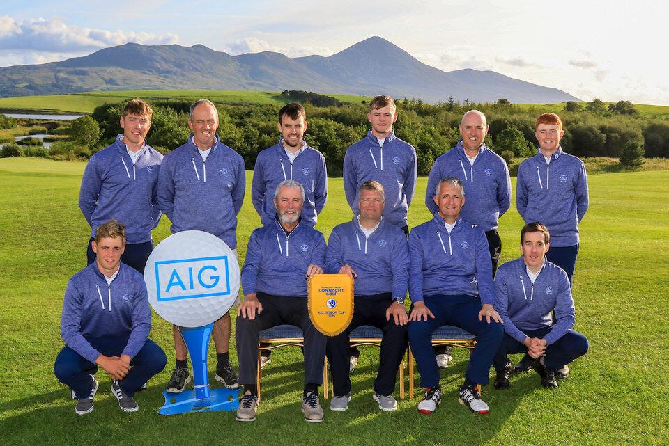 AIG Senior Cup Connacht Final 2019