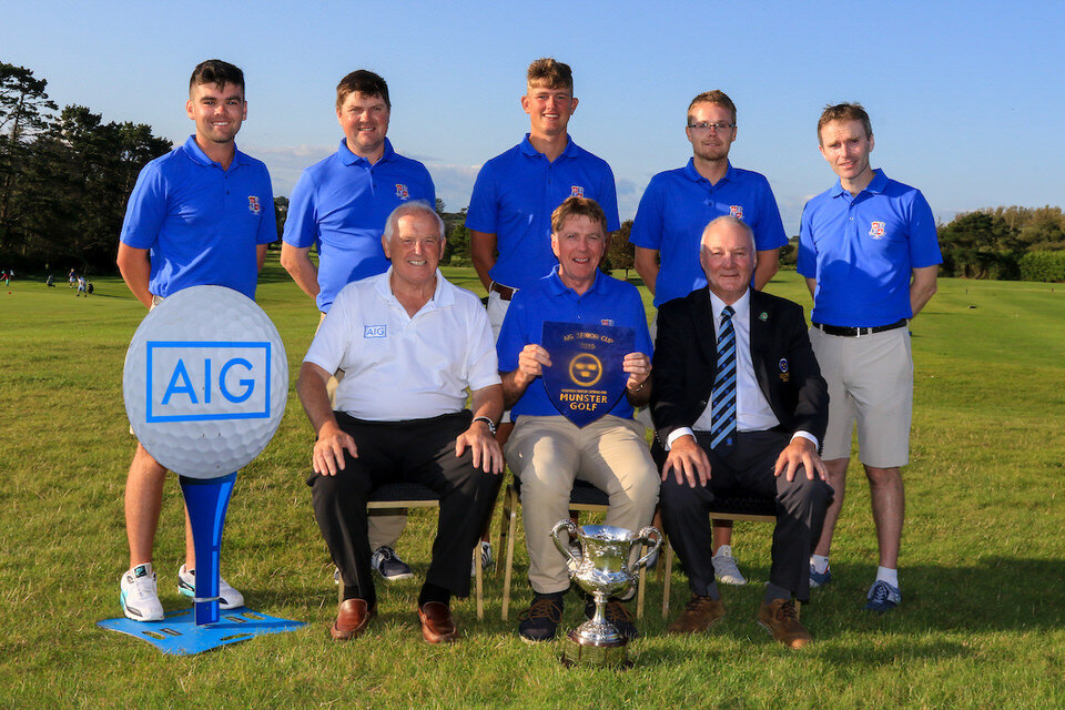 AIG Senior Cup Munster Final 2019