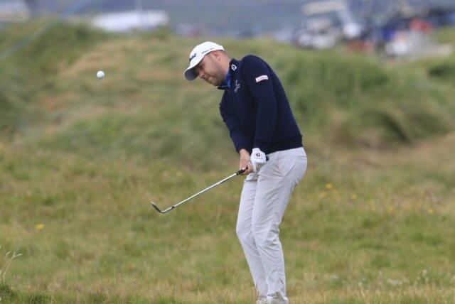 Paul McBride. Picture Golffile