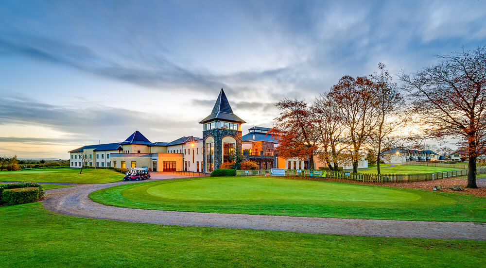 Great National Ballykisteen Golf Hotel near Limerick Junction in Co Tipperary