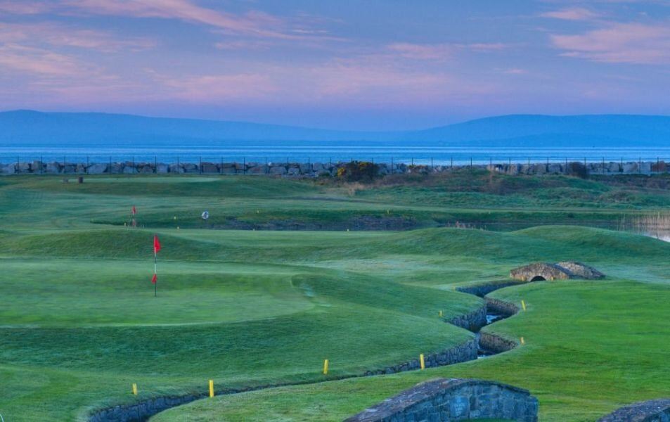 Galway Golf Club. Picture: Galway GC