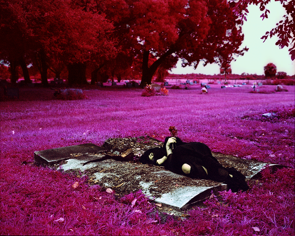 Episode 2 ~ Paradise Belongs to You *   Medium Format Infrared *  10 Print Limited Edition