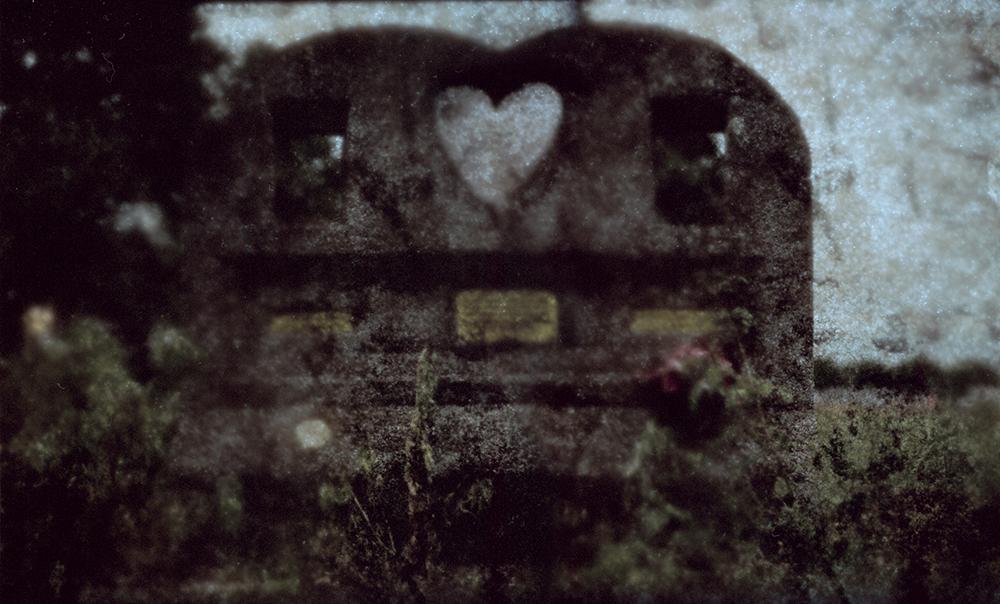 In Memories Past 2 *   Medium FormatColor Reversal