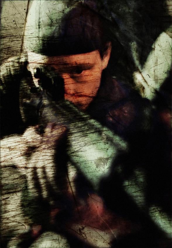 As the Dove falls Torn Apart ~ Episode 4 *    35mm Color Negative