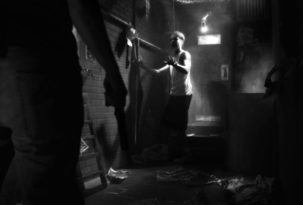 Ego Drama ~ Episode 1 *    35mm B&W