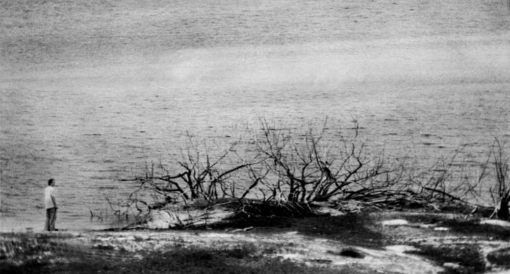 Beyond the North Waves *  35mm B&W