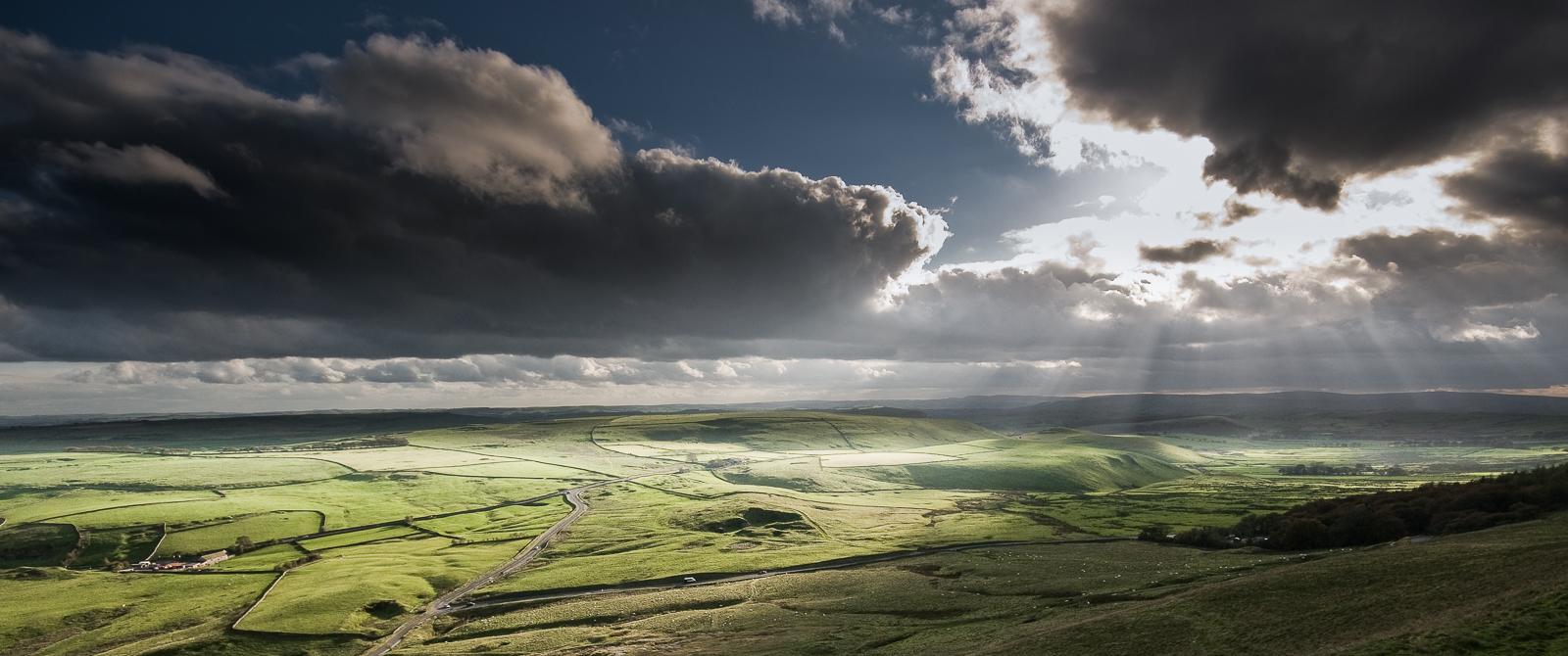 Peak District, England