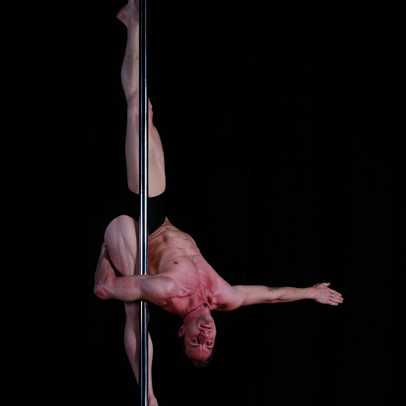 David Owen   Since David discovered pole in Fall of 2009, he has been training, performing, competing, and teaching incessantly.  He is grateful that life has brought him opportunities to encourage, inform, and motivate others.