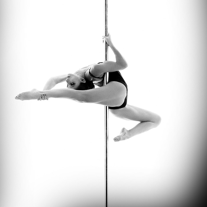 Marion Crampe   Pole dance is my lifestyle. Share with people and contribute to develop this art is my main occupation. The dream begins to take shape when we start to believe it really. I danced, dance and will do it always….AVEC PASSION