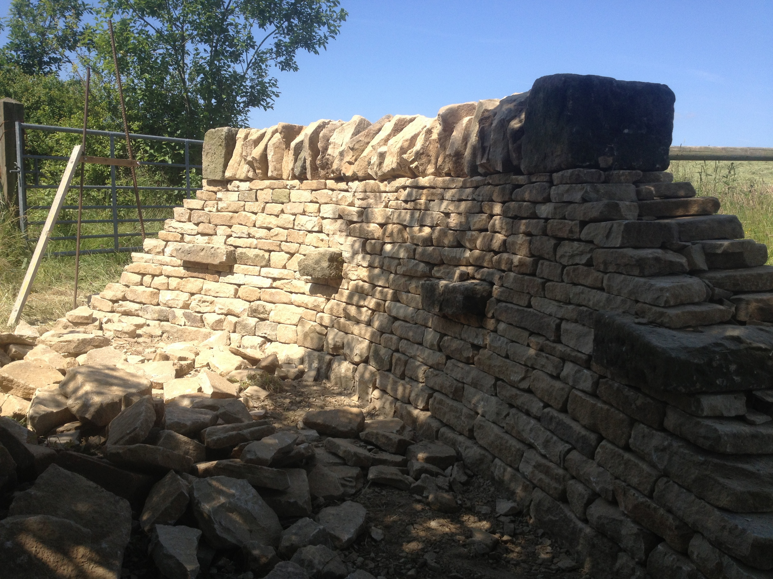 Classic drywalling technique - from start to finish