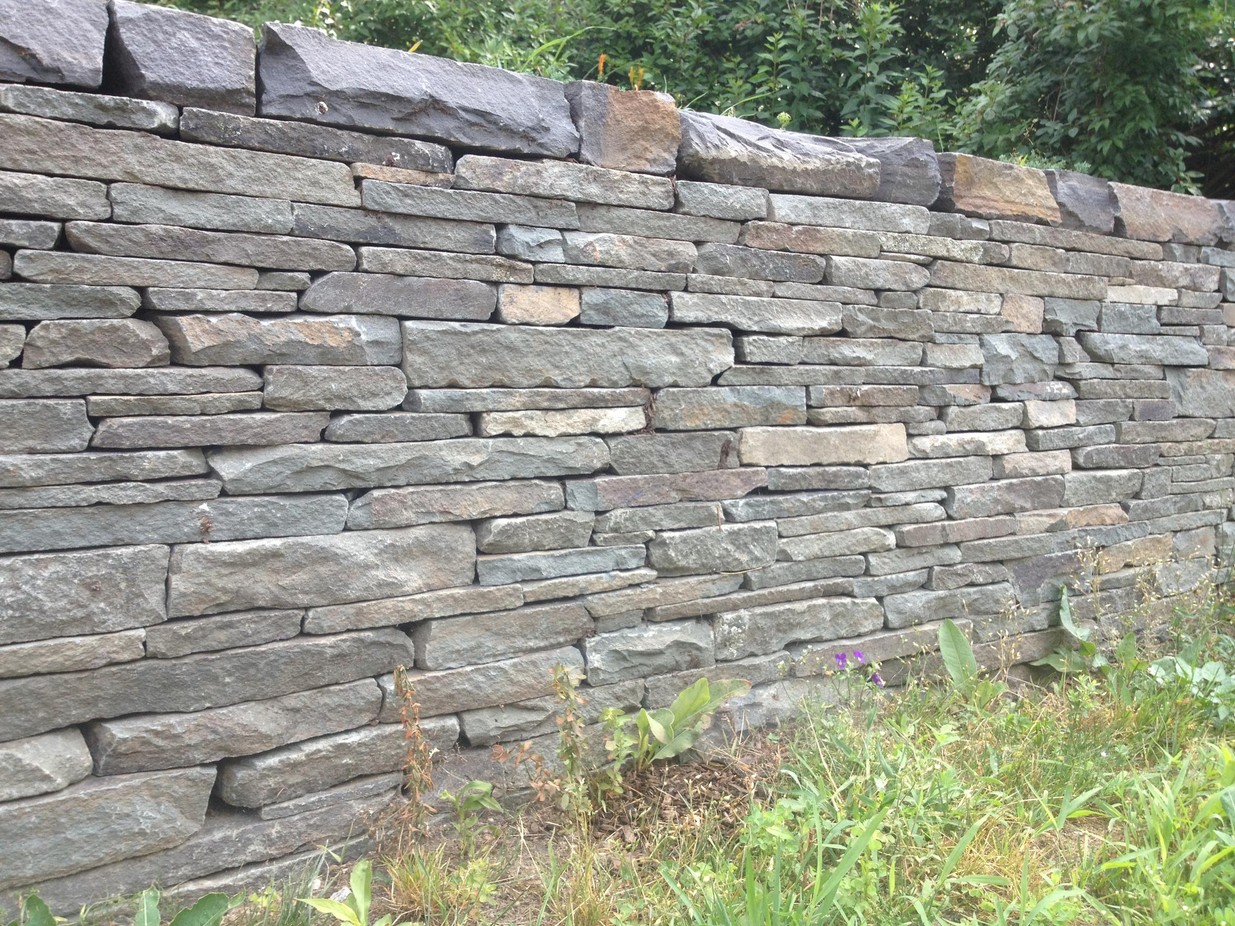 dry stone wall flat retaining Brian Fairfield Maine builder 4 - Copy.JPG