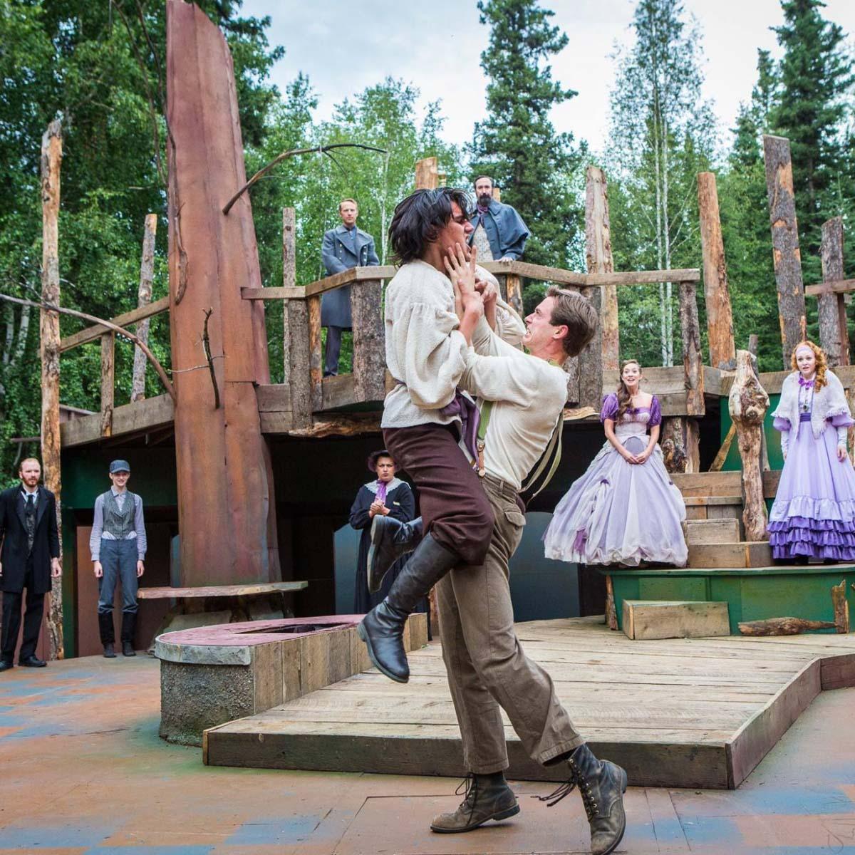 Fairbanks Shakespeare Theatre