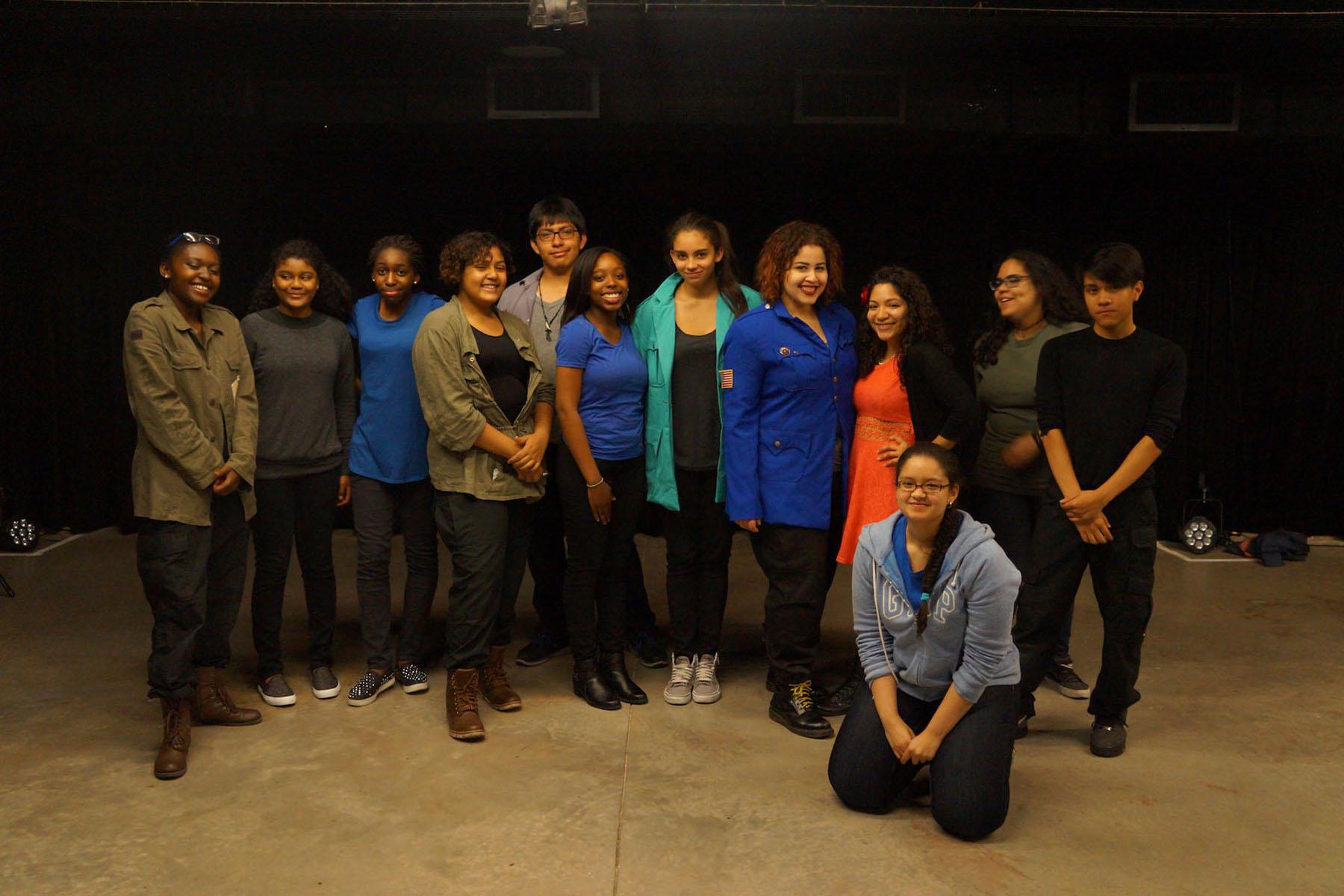 The Shakepeare Forum Othello cast.jpg