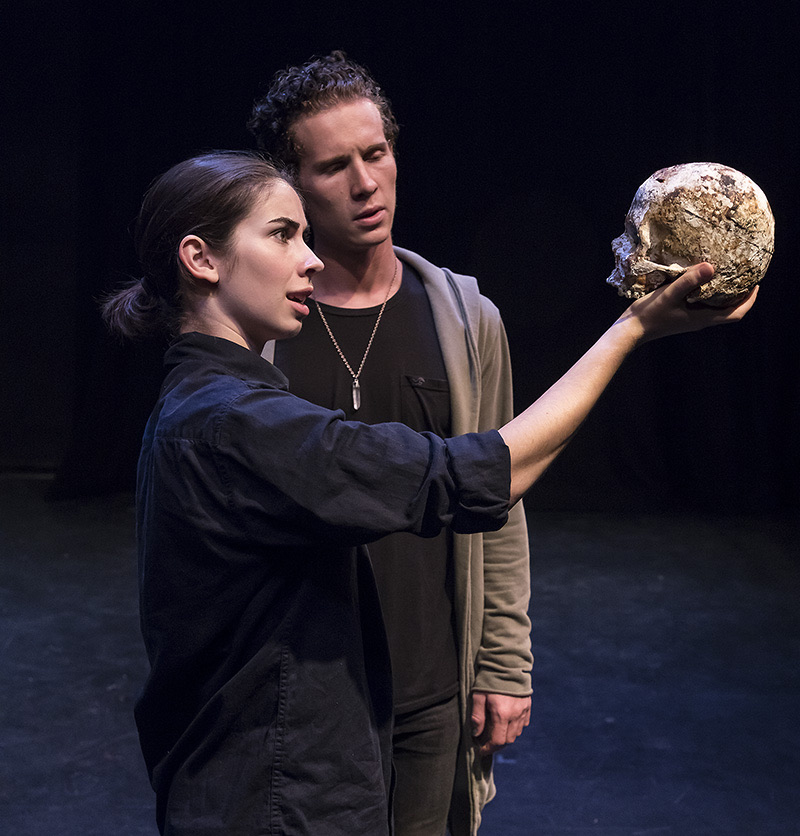 3 - hamlet - with horatio and skull.jpg