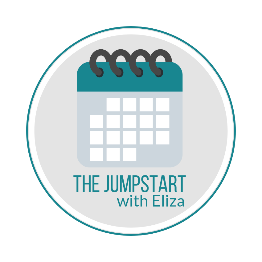 Scheduling for The Jumpstart - The Jumpstart with Eliza requires the scheduling at sign-up oftwoone-hour sessions in order to ensure availability and to determine the timing of the Discovery steps. Please see the instructions below …