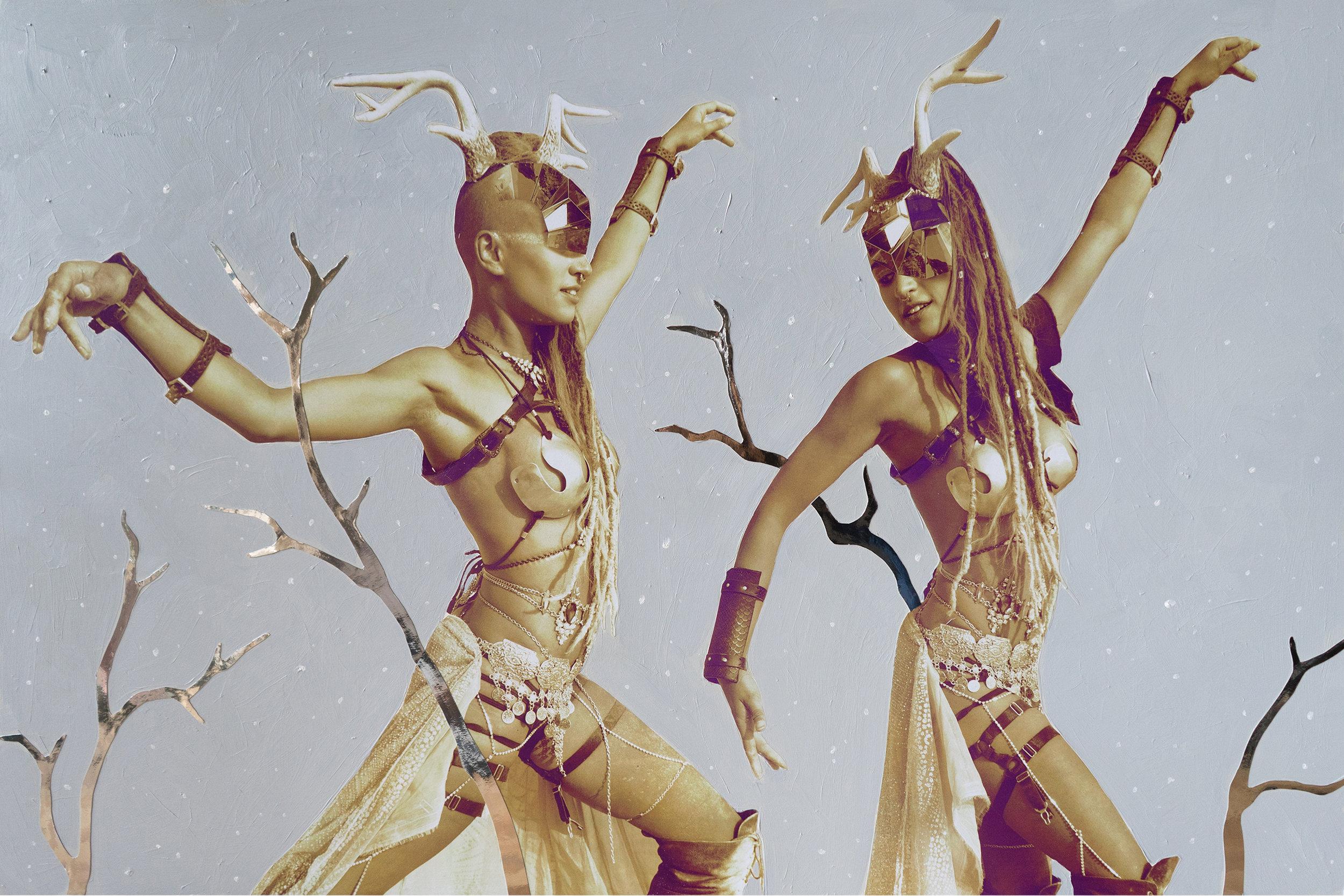 Dancing Warriors