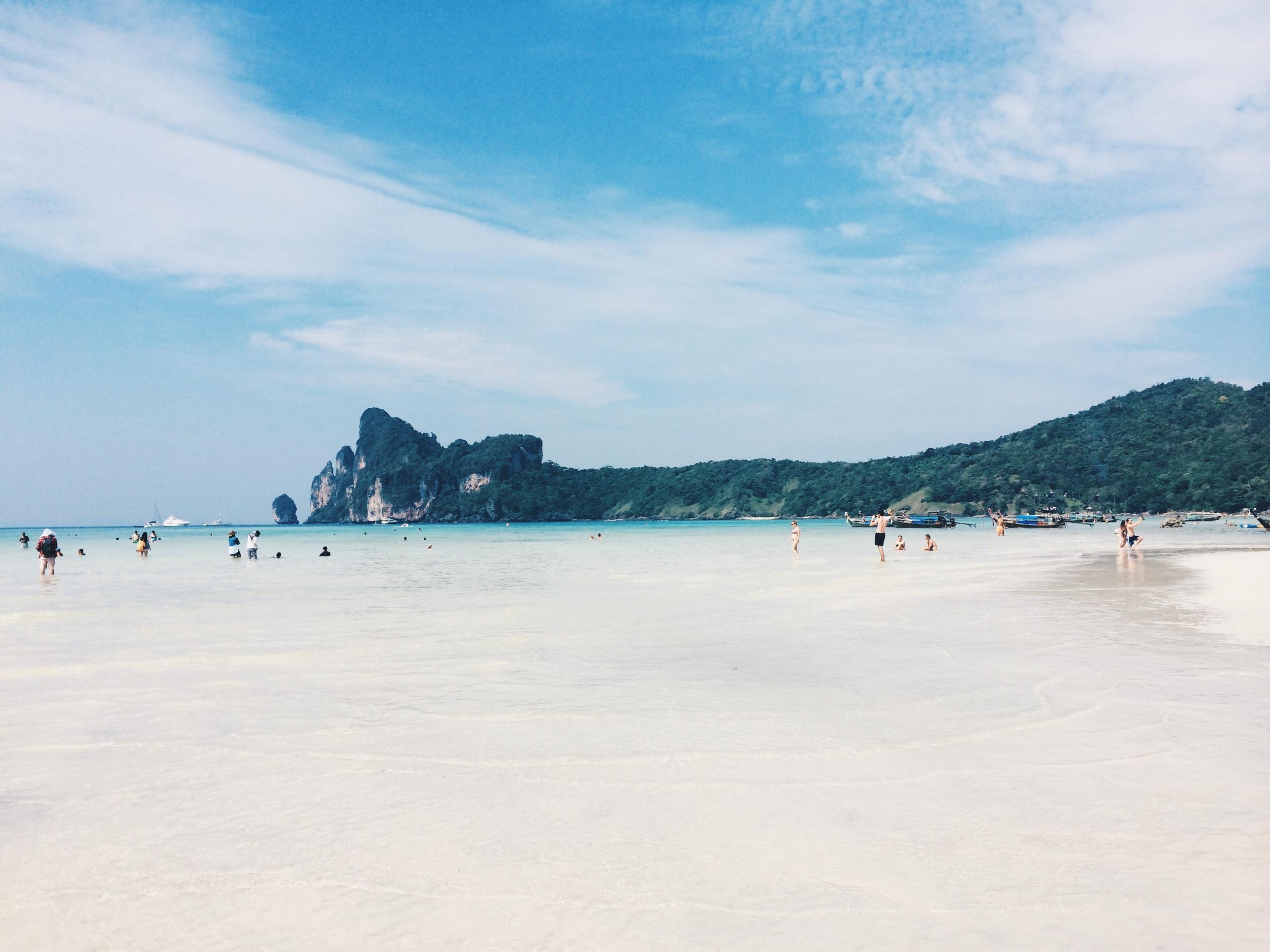 Loh Dalam BEACH