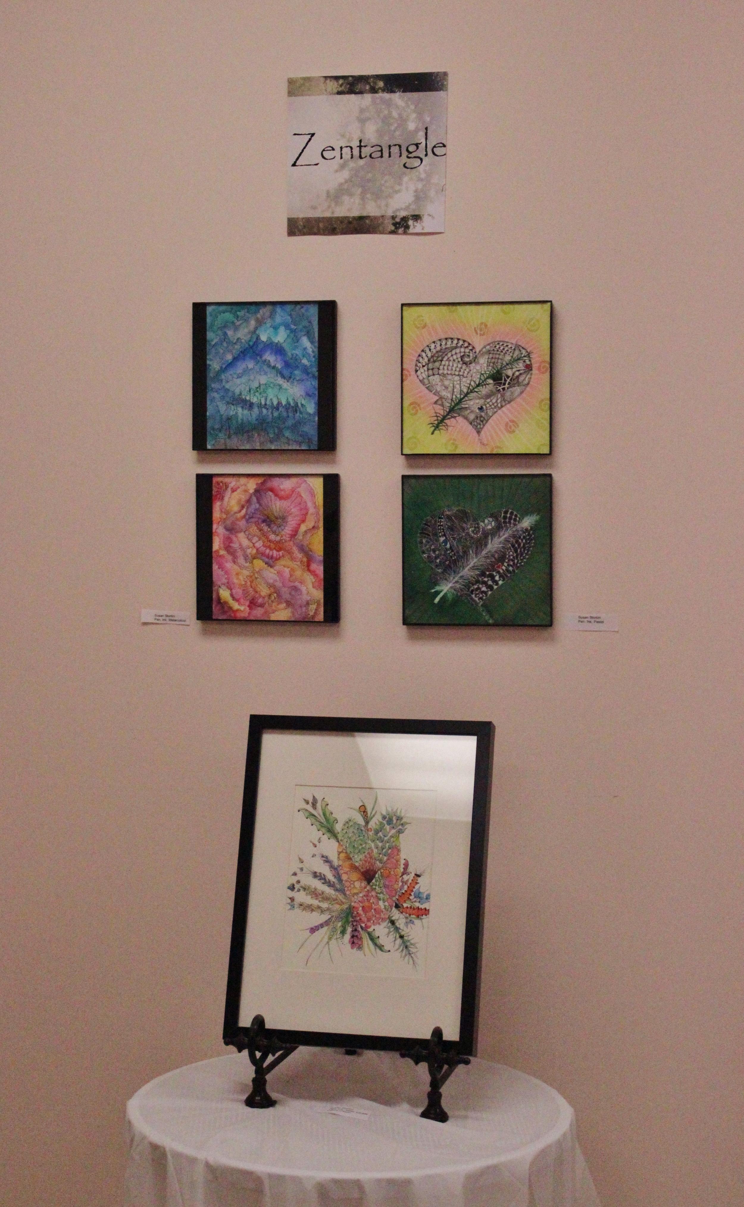 Art Gallery Open House