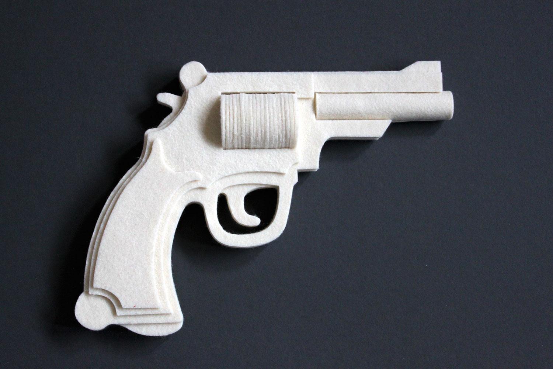 The White Revolver