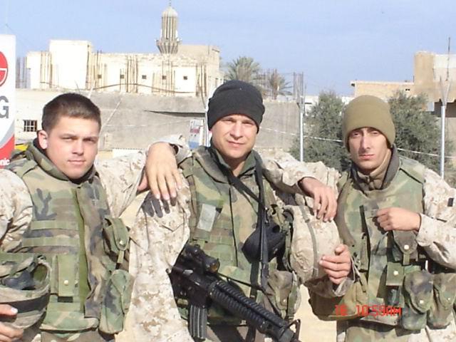 soldiers artist photo