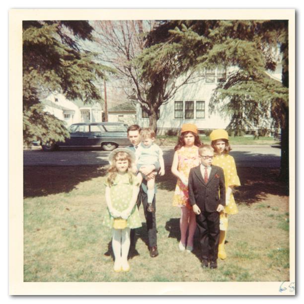 60's Children Photo Artist