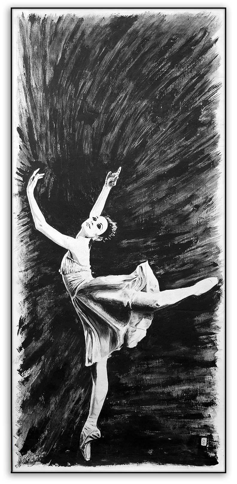 NYC Ballet Poster Art