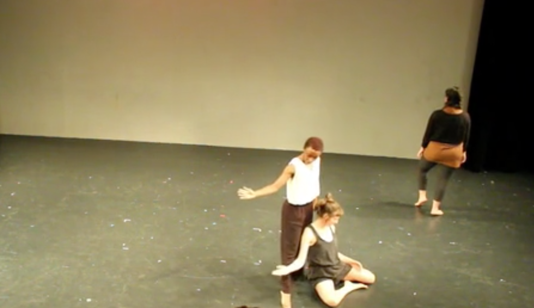 THEY CALL THESE SEASTACKS (2016) - Choreographed by Olana Flynn in collaboration with dancersPerformed by Olana Flynn, Madison Palffy, and Jennifer RobersOriginal Score performed live by Sean DuramDeveloped while in residence May 2016 at The Denmark Arts Center in Denmark, MEPerformed in New York, NY. Video courtesy of Dixon Place.Watch Here