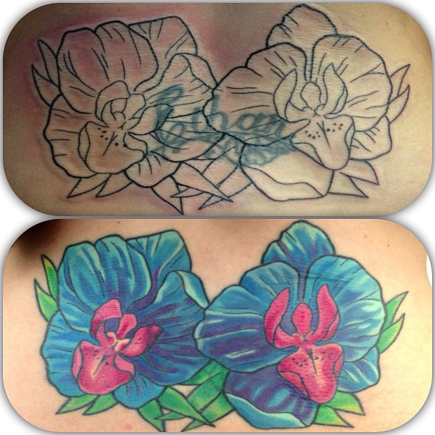 Orchid Flower-Cover Up-MGN.jpg