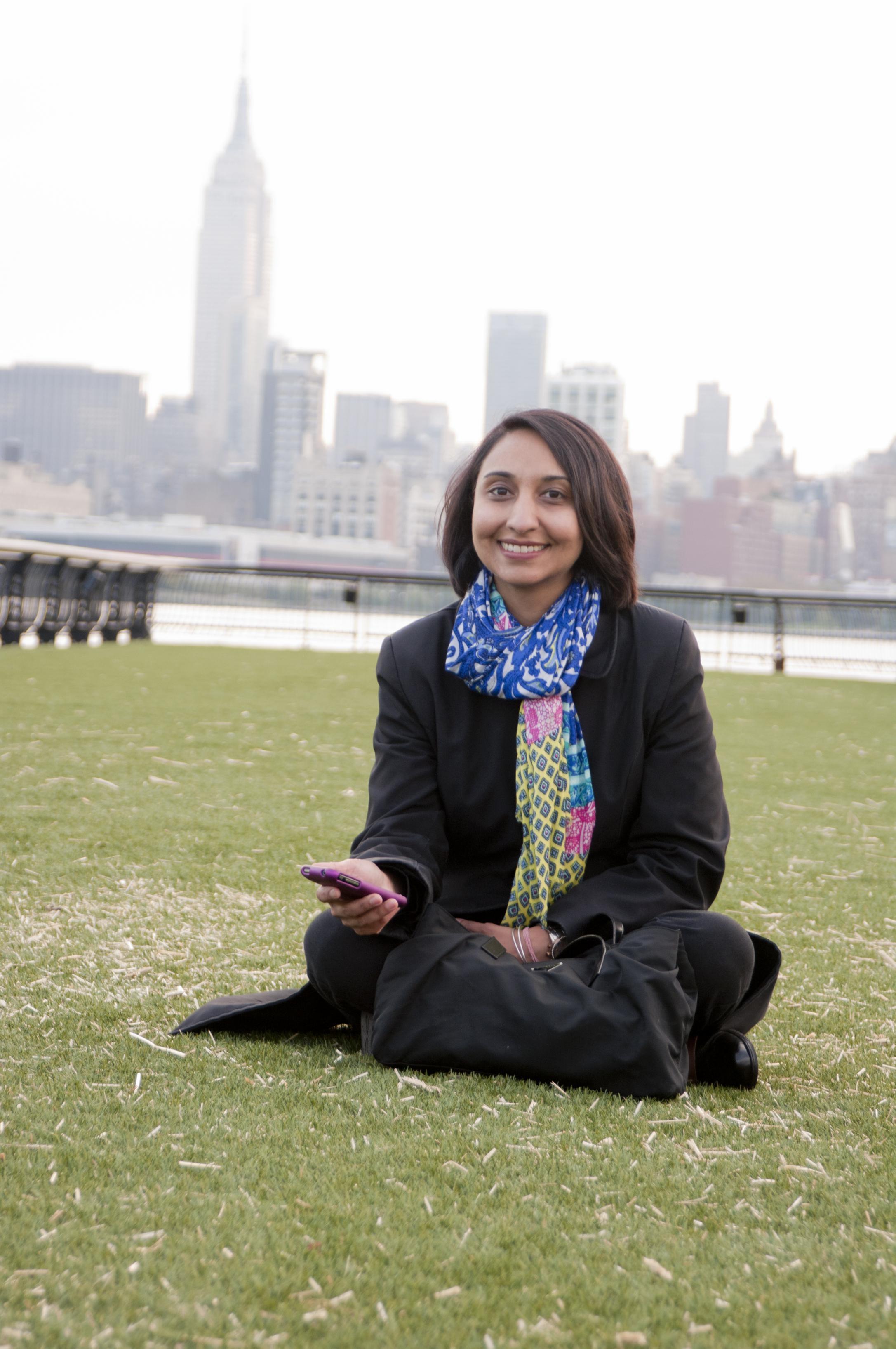 Monisha Kapur, Founder 344pm