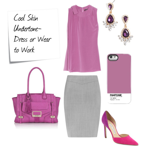 Radiant Orchid for Cool Skinundertones- 344pm