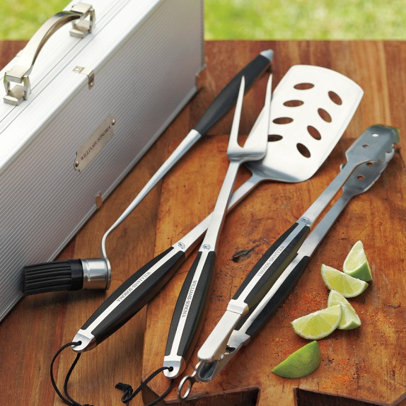 William Sonoma BBQ set