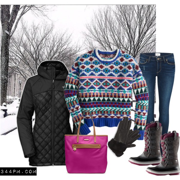 Winter Dressing in Cold Weather Climates