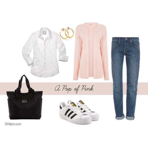 Layer with Pink