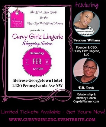Curvy Girlz Lingerie Shopping Soiree