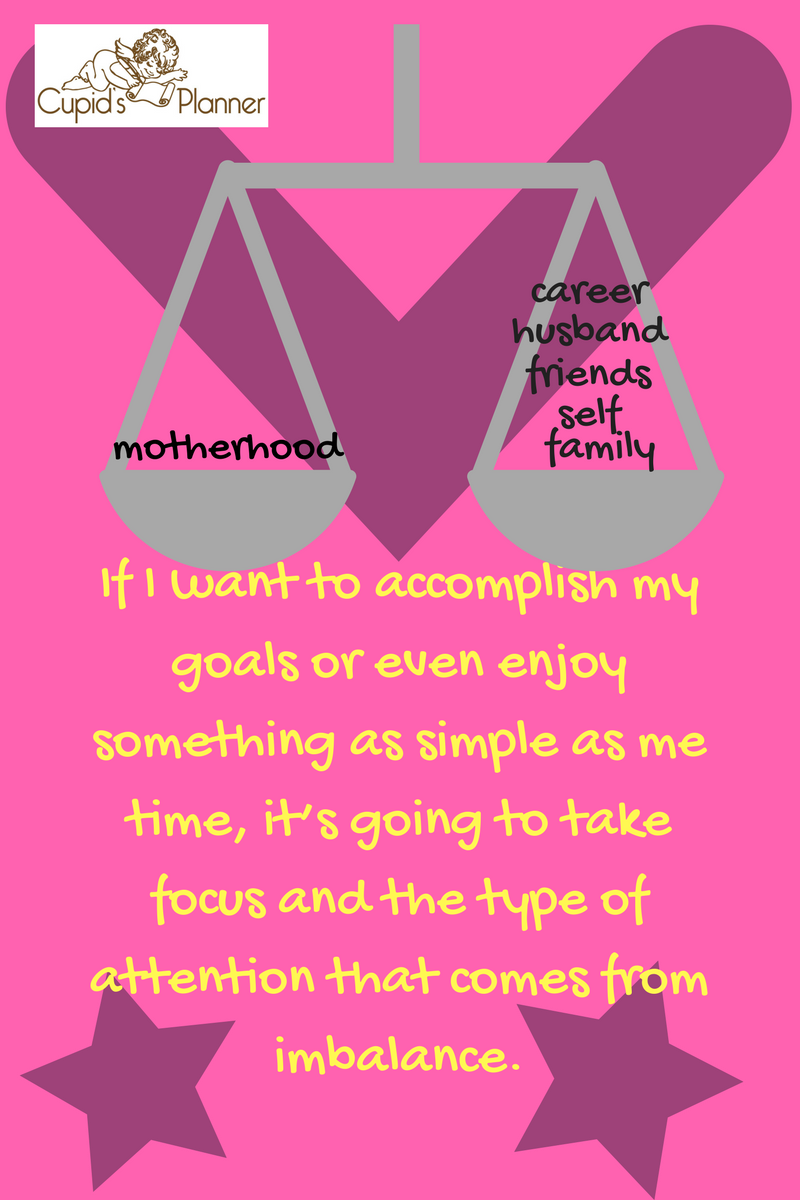How to be a balanced mother