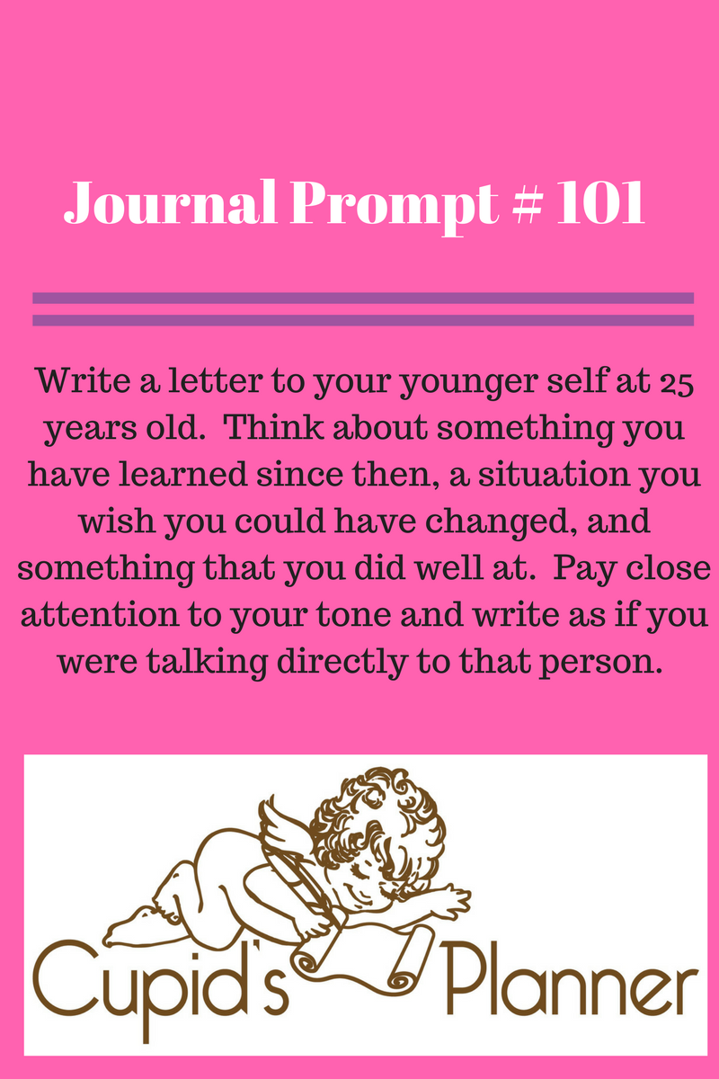 Journal Prompt # 101