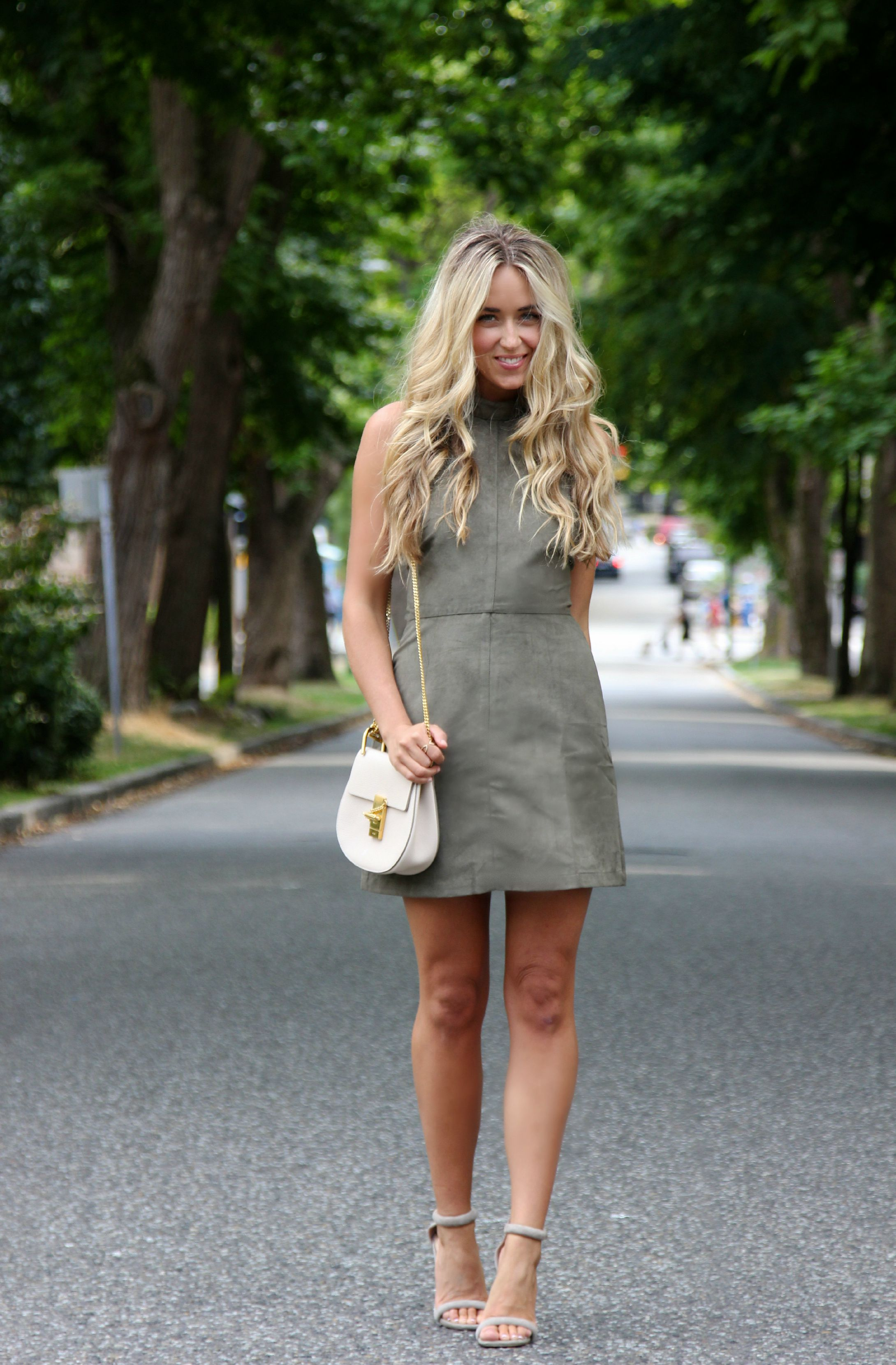 Lulu*s   Dress  &  Heels ,  Chloé  Bag, Cartier Bracelet