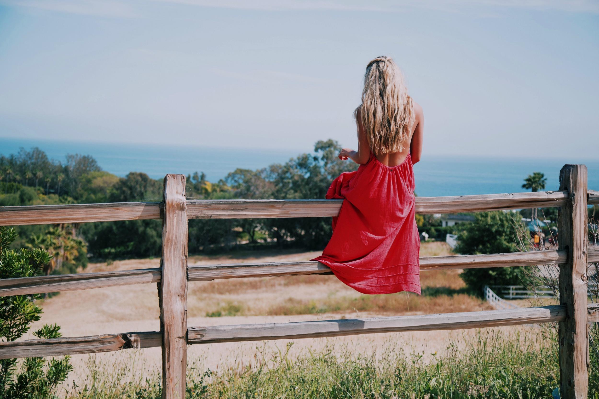 Photos by  The NeverlandBoys.co { Elliot Lyons  &  Zach White }  Wearing all Billabong:  Yellow Bikini ,  Red Bikini,   Red Maxi Dress ,  Tank ,  Halter Top