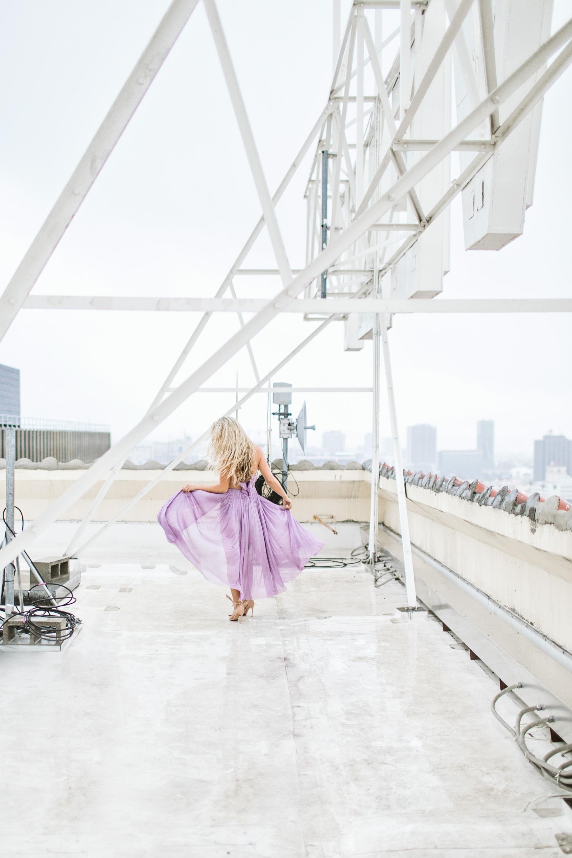 Photography by  Allison Kuhl   Maria Lucia Hohan  Dress,  Alexandre Birman  Heels