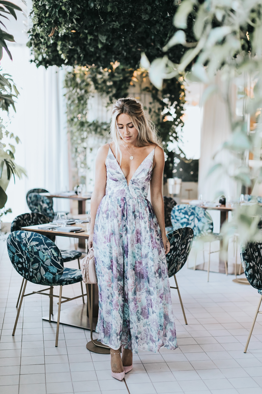 Photos by Allison Kuhl Zimmermann Dress, Chanel Bag, Christian Louboutin Heels