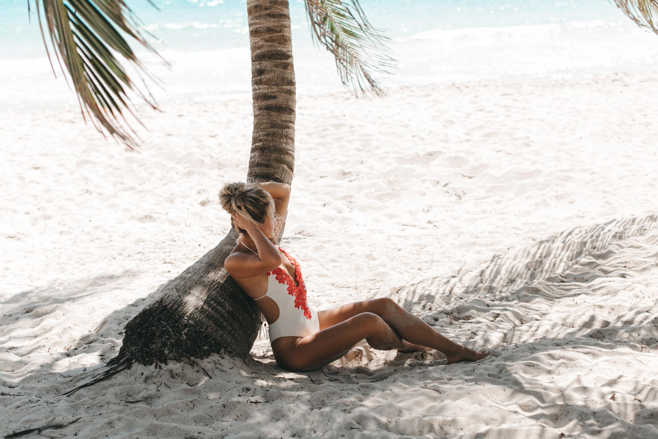 Photos by  Britney Gill   Posse  Set |  Majorelle  Set via  Revolve  |  BAE  Pants |  Tularosa  Suit via  Revolve  |  Faithfull The Brand  Top| Blue Life Swimsuit via  Swimwear World