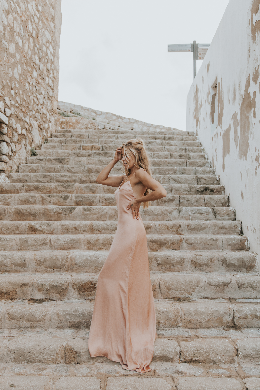 Photos by Paige Owen  Lovers + Friends  Dress via  Revolve    Reformation Dress
